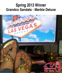Grandco Sandals World Tour